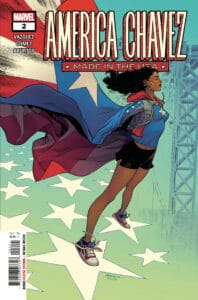 America Chavez: Made In The U.S.A. #2 - Cover A