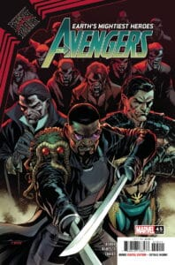 AVENGERS #45 - Cover A