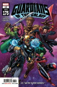 Guardians Of The Galaxy #13 - Cover A