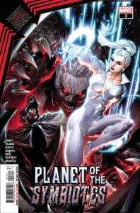 KING IN BLACK: PLANET OF THE SYMBIOTES #3 - Cover A