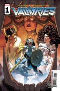 THE MIGHTY VALKYRIES #1 - Cover A