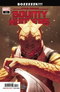 STAR WARS: Bounty Hunters #11 - Cover A