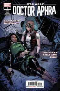STAR WARS: Doctor Aphra #9 - Cover A