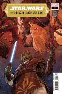 STAR WARS: The High Republic #4 - Cover A