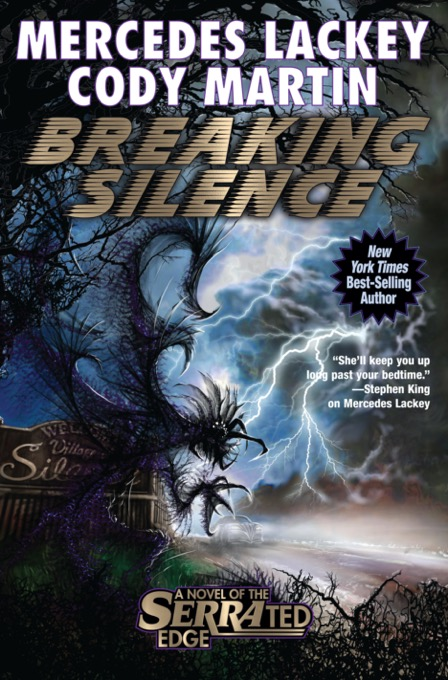 Breaking Silence by Mercedes Lackey and Cody Martin