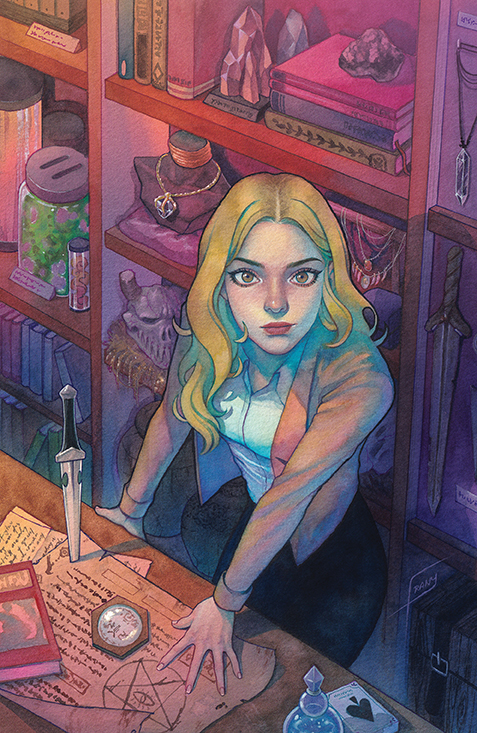 Buffy the Vampire Slayer #28 - Cover A