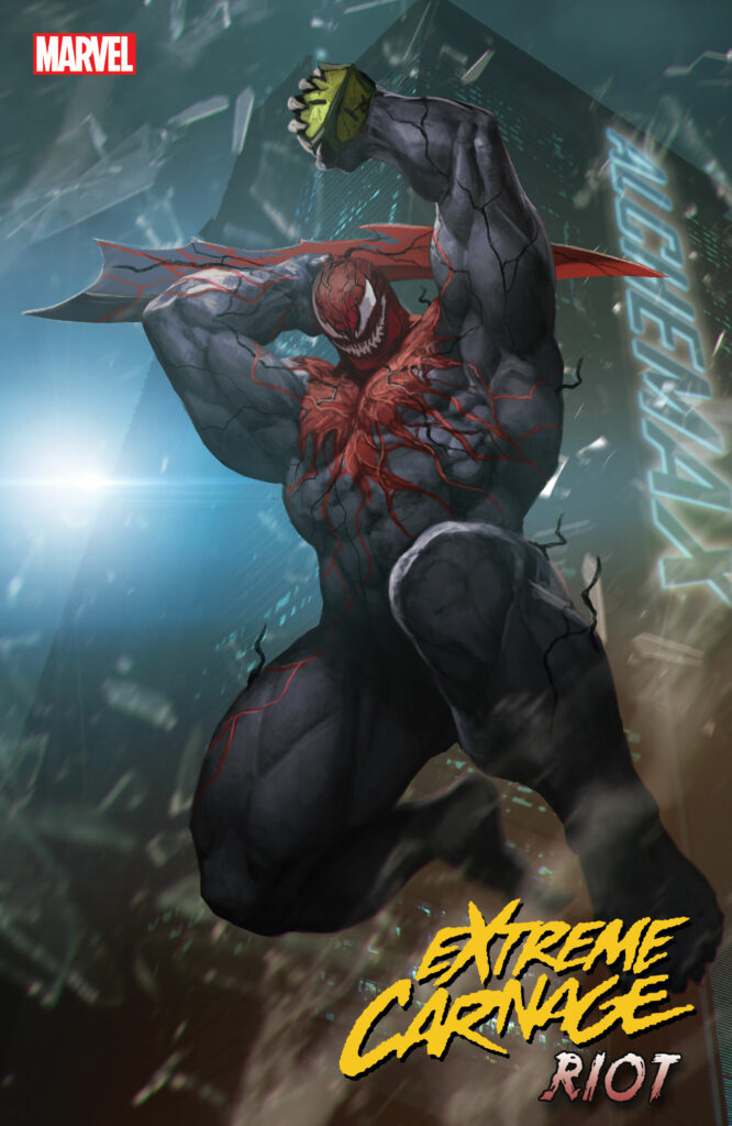 EXTREME CARNAGE: Riot #1 - Main Cover