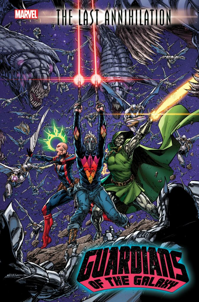 GUARDIANS OF THE GALAXY #17 - Main Cover