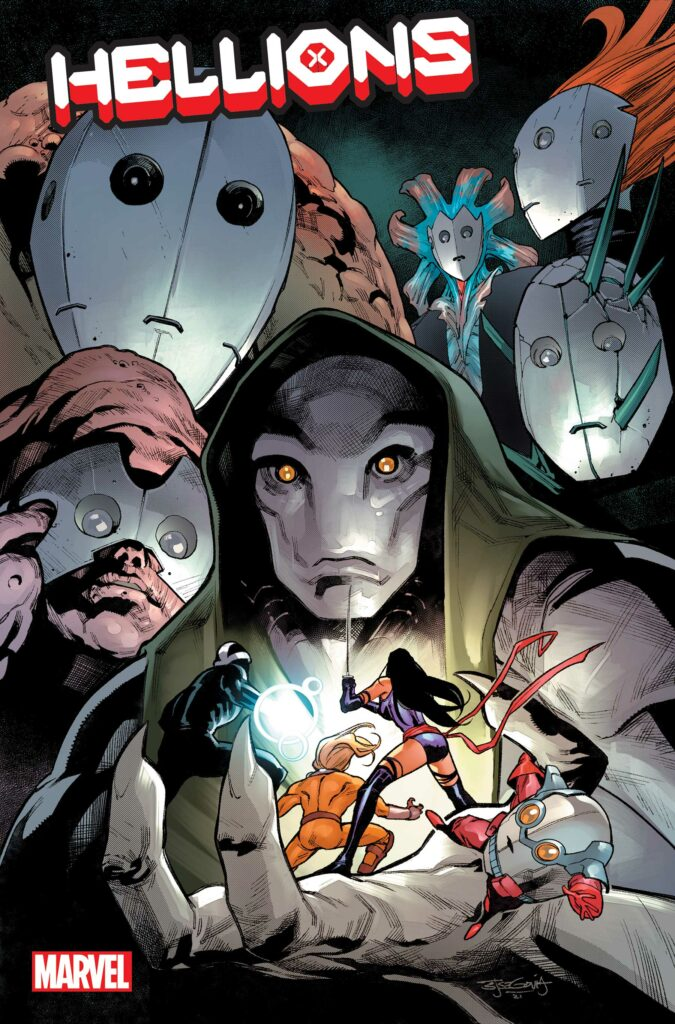 HELLIONS #14 - Main Cover