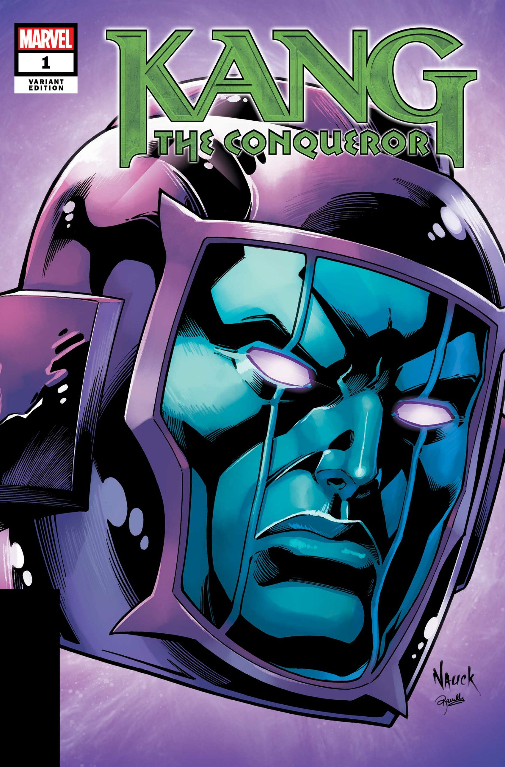 KANG THE CONQUEROR #1 - Nauck Variant Cover