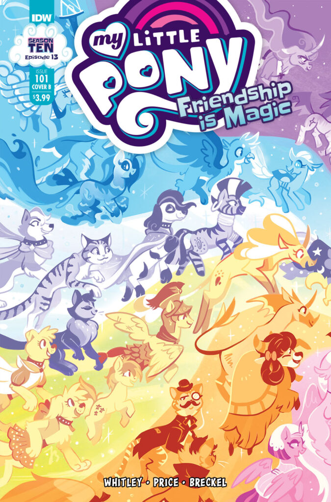 My Little Pony: Friendship is Magic #101 - Cover B