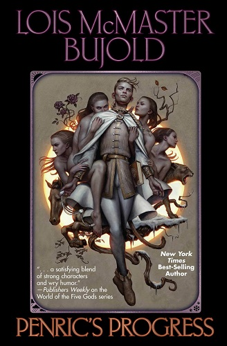Penric's Progress by Lois McMaster Bujold