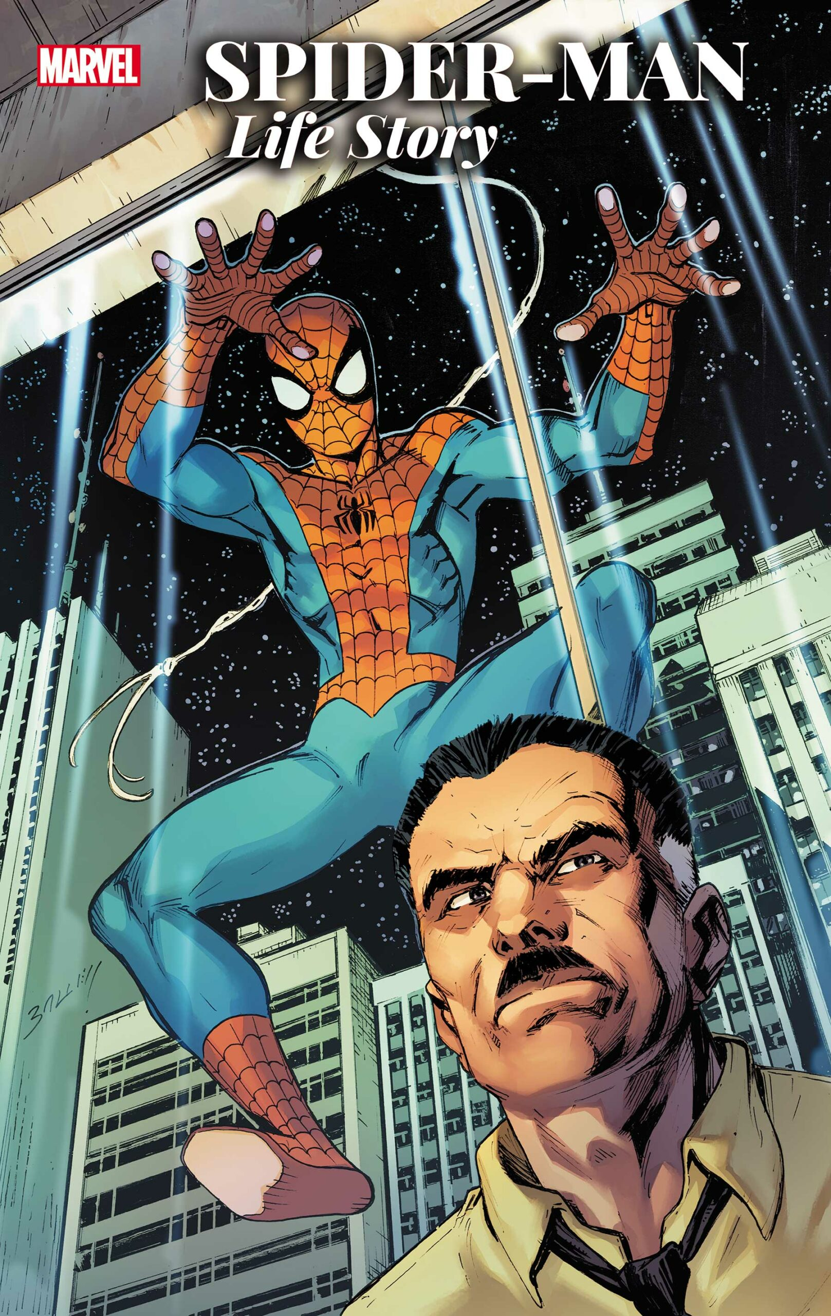 SPIDER-MAN: Life Story Annual #1 - Bagley Variant Cover