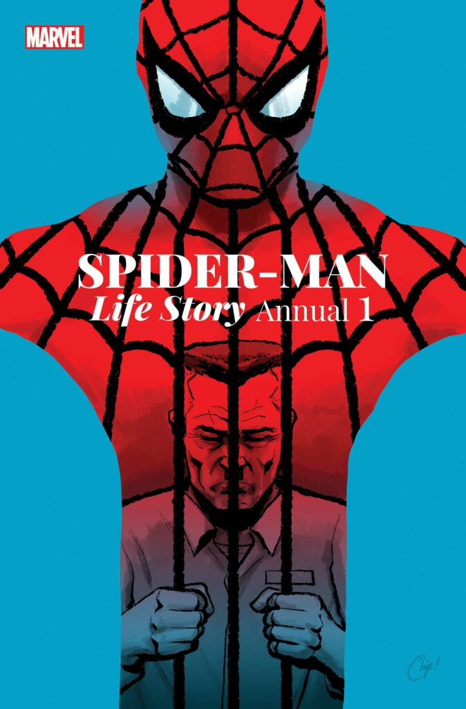 SPIDER-MAN: Life Story Annual #1 - Main Cover