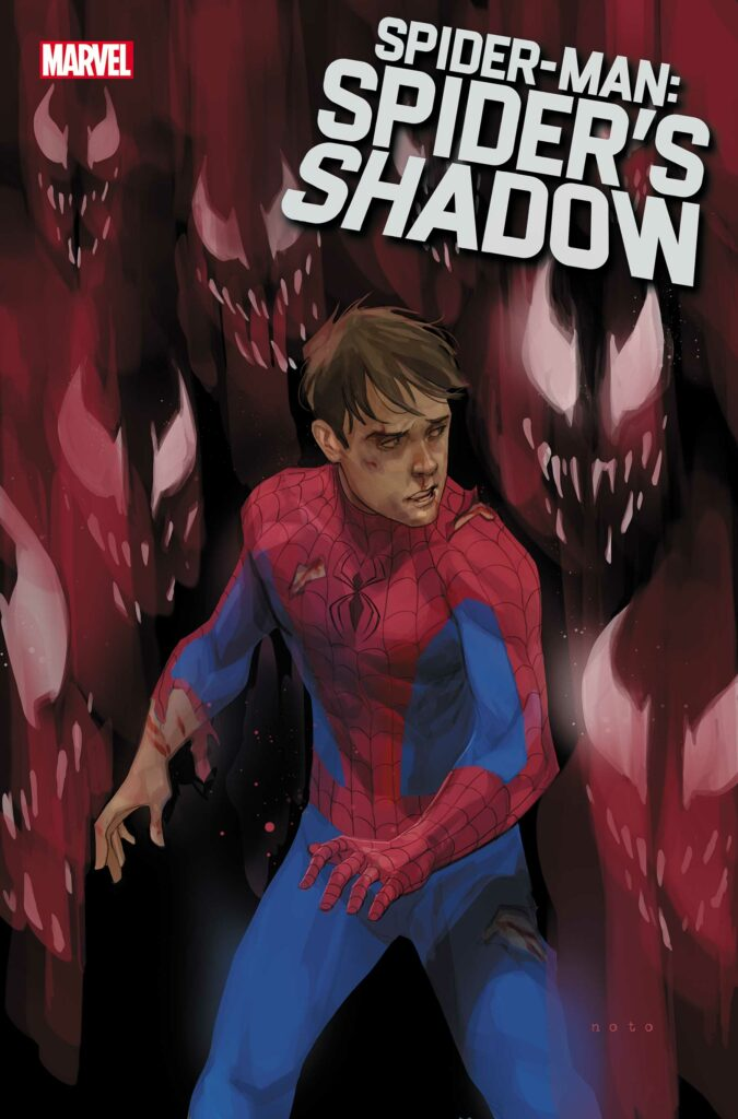 SPIDER-MAN: SPIDER'S SHADOW #5 - Main Cover