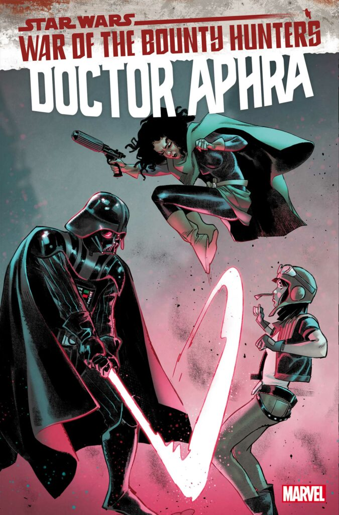 STAR WARS: DOCTOR APHRA #13 - Main Cover