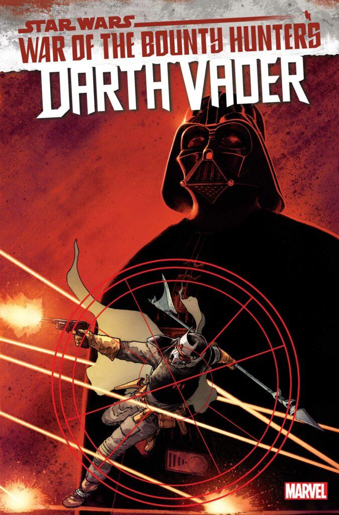 STAR WARS: DARTH VADER #15 - Main Cover