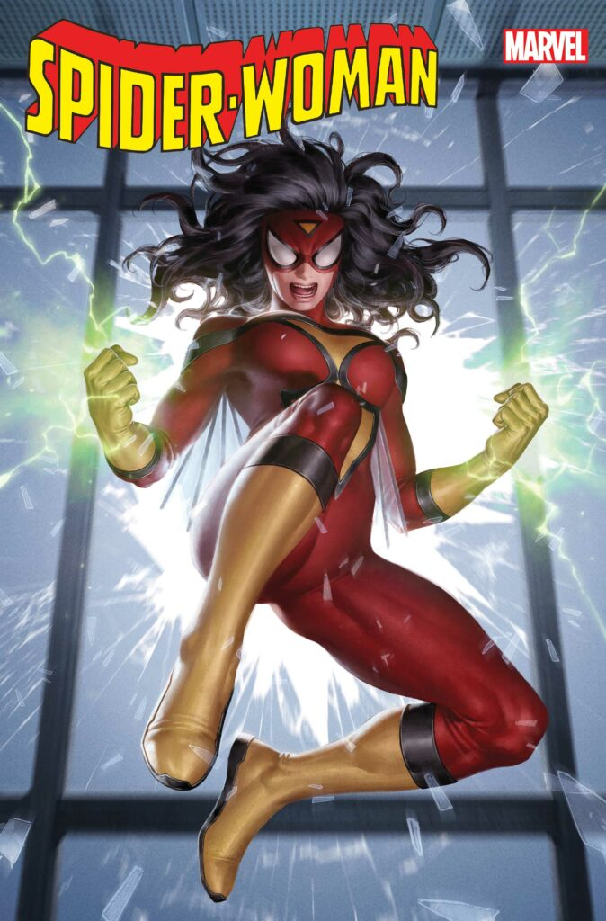 SPIDER-WOMAN #14 - Main Cover
