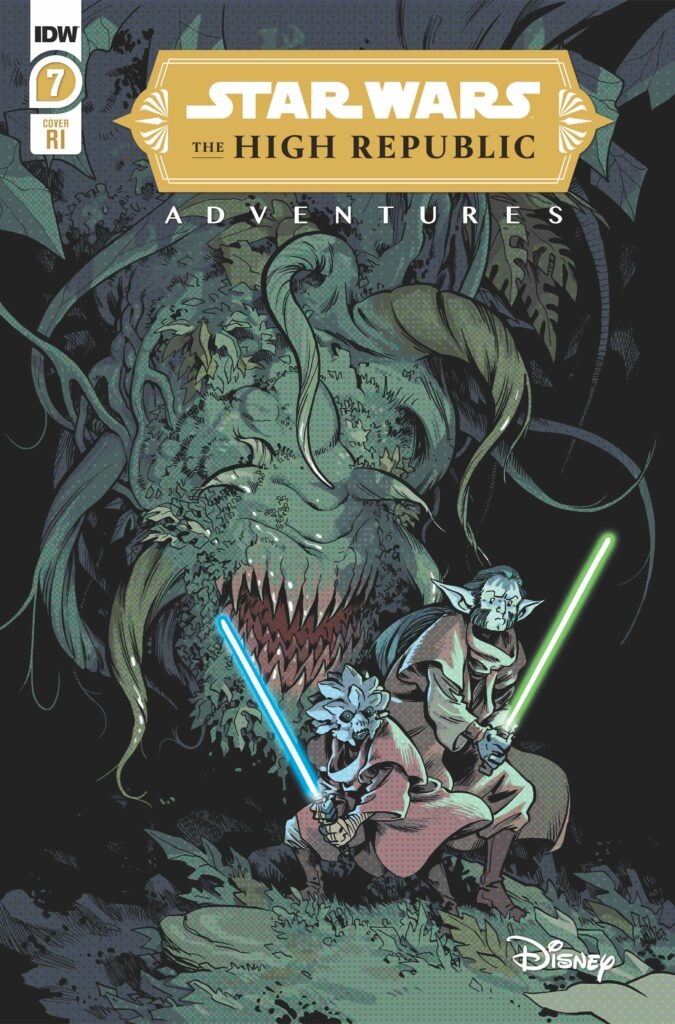 Star Wars: The High Republic Adventures #7 - Retailer Incentive Variant