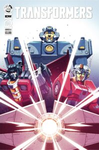 Transformers #34 - Cover A