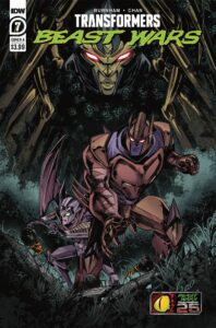Transformers: Beast Wars #7 - Cover A
