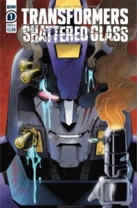 Transformers: Shattered Glass - Cover A