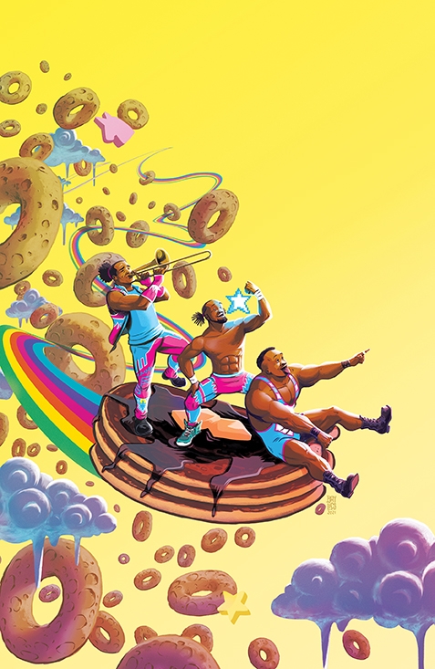 WWE New Day #2 - Cover A
