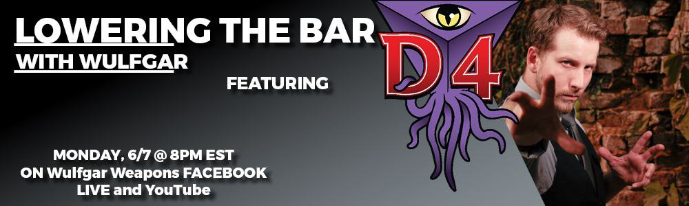Lowering the bar with Wulfgar – D4 a