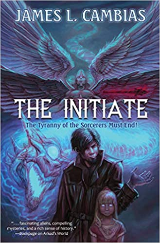 The Initiate by James L. Cambias