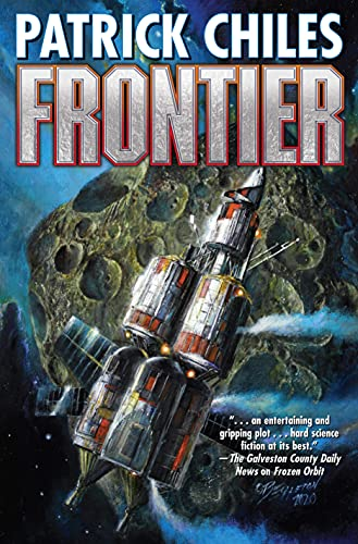 Frontier by Patrick Chiles