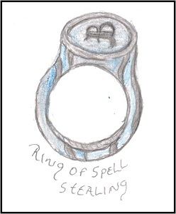 Ring of Spell Stealing