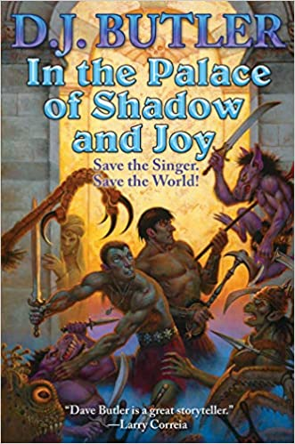 In the Palace of Shadow and Joy by DJ Butler
