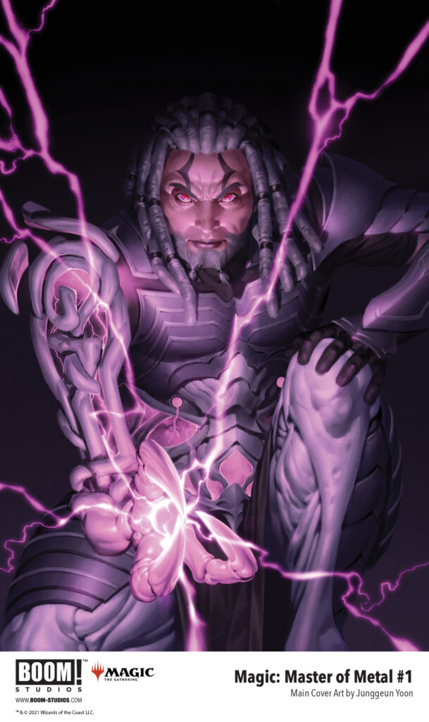 MAGIC Master of Metal #1 - Cover A