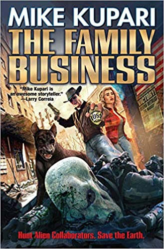 The Family Business by Mike Kupari